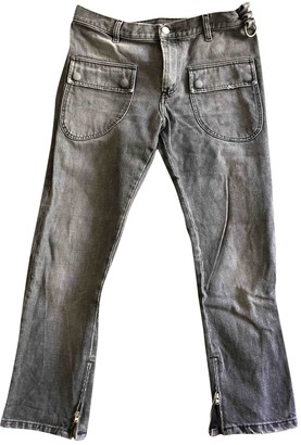 Helmut Lang Grey Denim - Jeans Jeans
