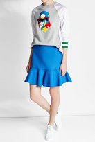 Karl Lagerfeld X Steven Wilson Printed Cotton Sweatshirt