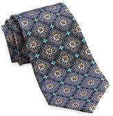 Gold Series Large Medallion Tie Casual Male XL Big & Tall