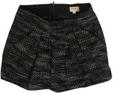 Gat Rimon Black Cotton Skirt for Women