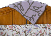 Bed Bath & Beyond Dwell Studio™ Sparrow Lilac Graphic Knit Blanket