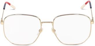 Gucci Hexagon Frame Glasses