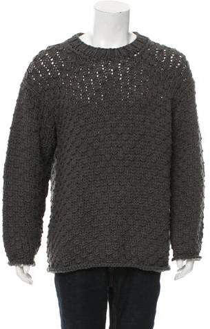 Dolce & Gabbana Wool Mélange Sweater w/ Tags