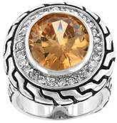 Wild Lilies Jewelry Champagne Discus Ring