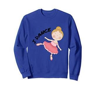 Arabesque Ballerina Girl Sweatshirt