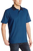 Wrangler Men's Big and Tall Authentics Short Sleeve Performance Polo