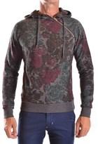 Daniele Alessandrini Men's Multicolor Cotton Sweatshirt.