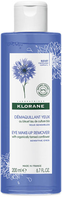 Klorane Eye Make-Up Remover with Organically Farmed Cornflower 200ml