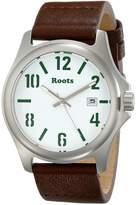 Roots Women's 1R-LF101WH2C Bonita Analog Display Japanese Quartz Brown Watch
