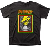 Impact Bad Brains Hardcore Punk Rock Band Music Group Capitol Adult T-Shirt Tee