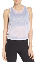 Nike Women's Breathe Sports Bra Tank