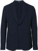 Giorgio Armani textured blazer - men - Polyester/Spandex/Elastane/Acetate/Virgin Wool - 46