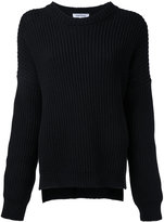 Enfold fisherman knit sweater - women - Cotton - 38