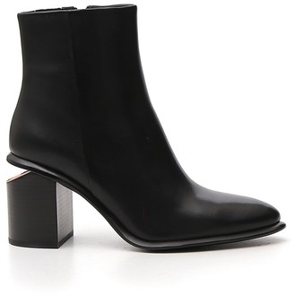 Alexander Wang Anna Ankle Booties