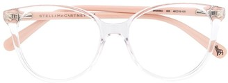 Stella McCartney Cat Eye-Shaped Frames