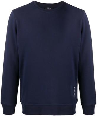 A.P.C. Armand long sleeve sweater