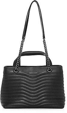 Rebecca Minkoff Women's M.A.B. Quilted Leather Satchel