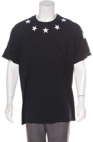 d85eeec53c6b76 Givenchy Shirts Star - ShopStyle