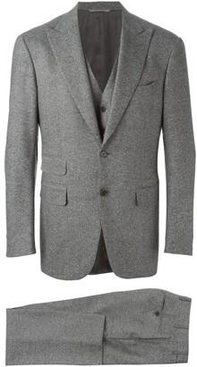 Canali Three Piece Suit