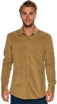 Swell Lineup Longsleeve Cord Shirt