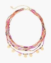 Chico's Lexie Multi-Strand Necklace