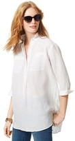 Tommy Hilfiger Final Sale- Linen Mix Tunic