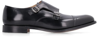 Church's Churchs Detroit Leather Monk-strap With Buckles