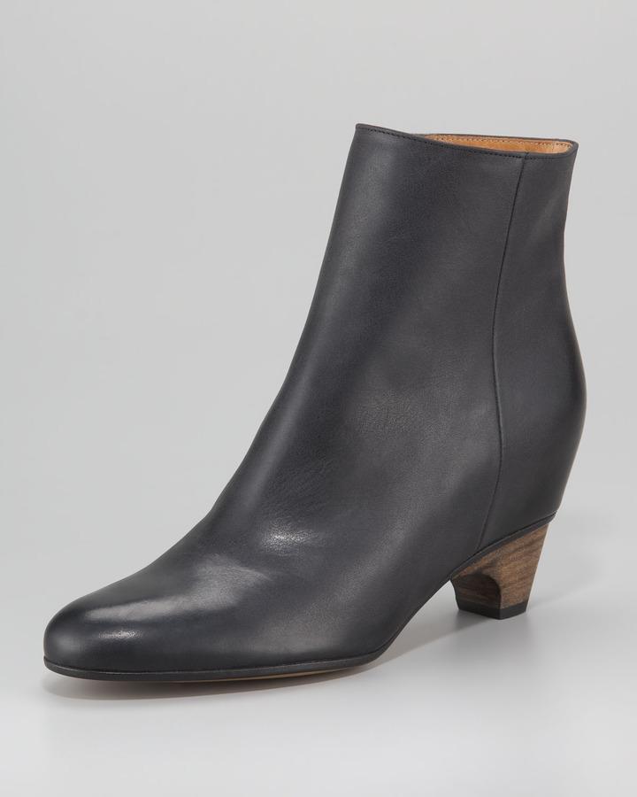 Maison Martin Margiela Internal Wedge Ankle Boot