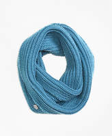 Brooks Brothers Merino Wool Knit Snood