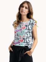 Ella Moss Ailani Square Neck Top
