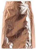 M Missoni Metallic A-line Mini Skirt