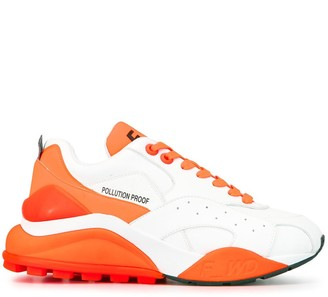 F_WD Amber low-top trainers