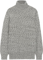 Theory Pristelle cashmere turtleneck sweater