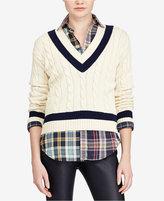 Polo Ralph Lauren Cotton Cricket Sweater