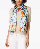 Echo Springtime Floral Silk Scarf