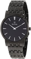 Bulova Men's 98A122 IP Watch