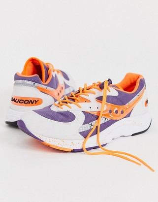Saucony AYA OG trainers in white