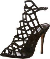 Steve Madden Women's Slithur Bird Cage Heeled Sandal