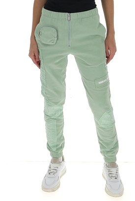 Heron Preston Patchwork Sweatpants
