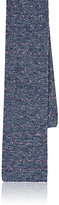 Barneys New York Men's Birdseye-Knit Necktie