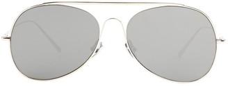 Acne Studios Silver Metal Sunglasses