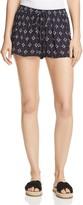 Aqua Bandana Drawstring Shorts - 100% Exclusive