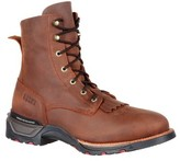 "Rocky Men's 8"" Technoram Lacer Western Boot RKW0209"