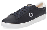 Fred Perry Spencer Perforated Low Top Sneaker