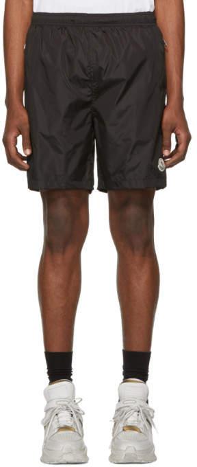 Moncler Genius 2 1952 Black Basic Shorts