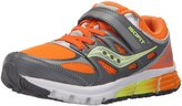 Saucony Boy Zealot A/C Running Shoe (Little Kid)