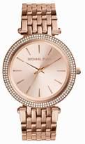Michael Kors MK3192 Petite Darci Rose Gold Tone Dial and Bracelet Ladies Watch