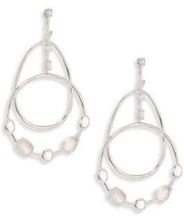 Ippolita 925 Rock Candy Large Semi-Precious Multi-Stone Drop Earrings