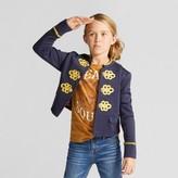 art class Girls' Military Jacket - art class Blue