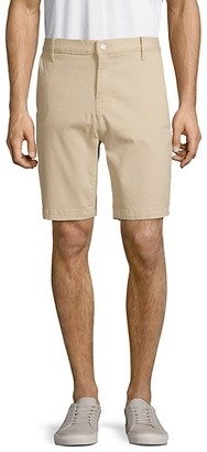 7 For All Mankind Cotton Blend Chino Shorts